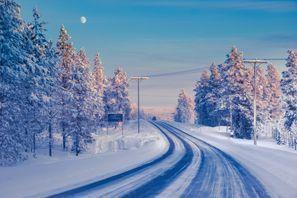 Aluguer de carros em Ivalo, Finlândia