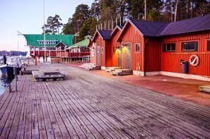 Aluguer de carros em Maarianhamina, Finlândia