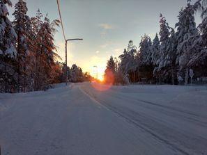 Aluguer de carros em Pello, Finlândia