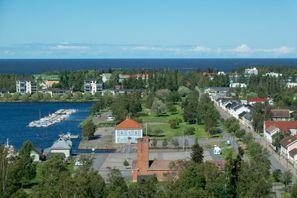 Aluguer de carros em Raahe, Finlândia