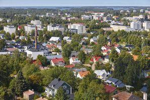 Aluguer de carros em Rauma, Finlândia