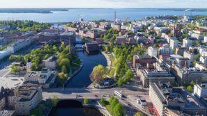 Aluguer de carros em Tampere, Finlândia