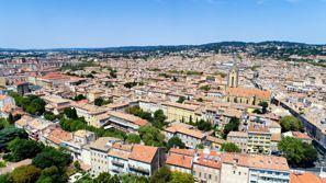 Aluguer de carros em Aix-en-Provence, França