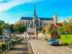 Aluguer de carros em Amiens, França