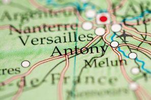 Aluguer de carros em Antony, França
