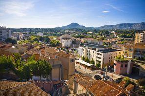 Aluguer de carros em Aubagne, França