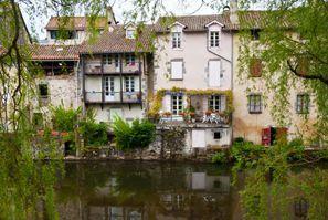 Aluguer de carros em Aurillac, França