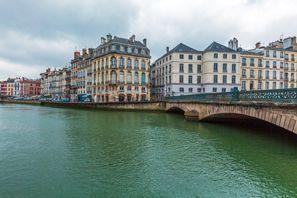 Aluguer de carros em Bayonne, França