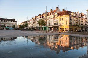 Aluguer de carros em Beauvais, França