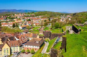 Aluguer de carros em Belfort, França