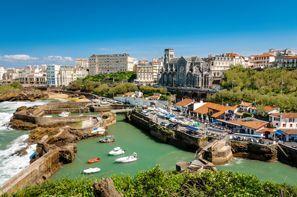 Aluguer de carros em Biarritz, França
