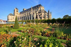 Aluguer de carros em Bourges, França