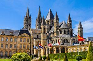 Aluguer de carros em Caen, França