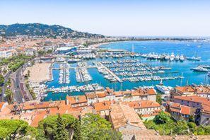 Aluguer de carros em Cannes, França