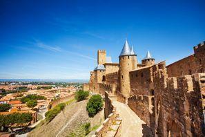 Aluguer de carros em Carcassonne, França