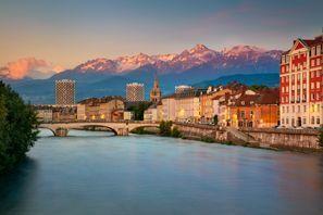 Aluguer de carros em Grenoble, França