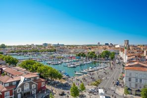 Aluguer de carros em La Rochelle, França
