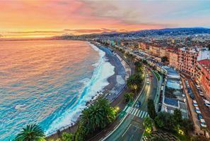 Aluguer de carros em Nice, França