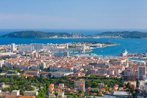 Aluguer de carros em Toulon, França