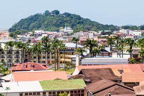 Aluguer de carros em Cayenne, Guiana Francesa
