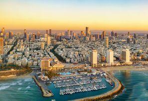 Aluguer de carros em Tel Aviv, Israel