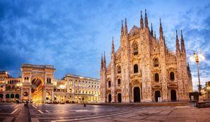 Aluguer de carros em Milão, Itália