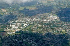 Aluguer de carros em Bracknell, Reino Unido
