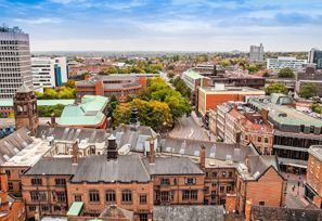 Aluguer de carros em Coventry, Reino Unido