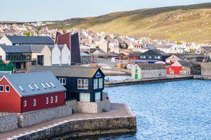 Aluguer de carros em Ilhas Shetland, Reino Unido