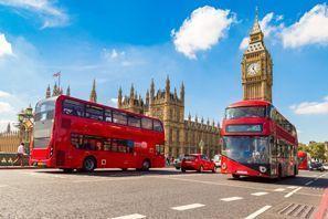 Aluguer de carros em Londres, Reino Unido