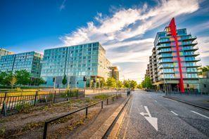 Aluguer de carros em Milton Keynes, Reino Unido