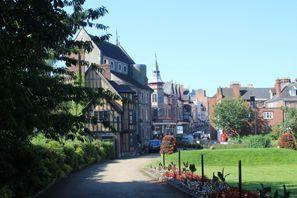 Aluguer de carros em Shrewsbury, Reino Unido