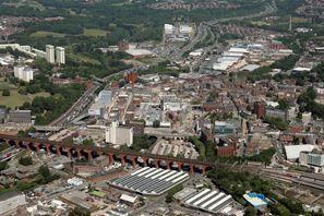 Aluguer de carros em Stockport, Reino Unido