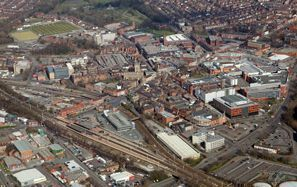 Aluguer de carros em Wigan, Reino Unido