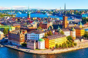 Aluguer de carros Suécia